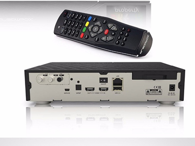 Dreambox DM900 Ultra HD 4K E2 Linux PVR IP Sat Receiver TWIN