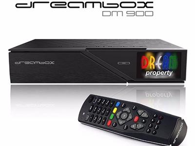 Dreambox DM900 Ultra HD 4K E2 Linux PVR IP Sat Receiver TWIN