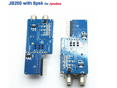 JB200 8PSK TURBO Module for All version Jynxbox Ultra HD Satellite Receiver