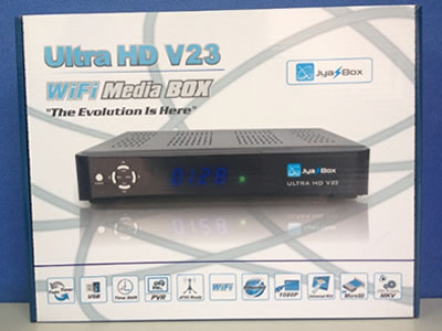 V23 JynxBox Ultra HD V23 Receiver