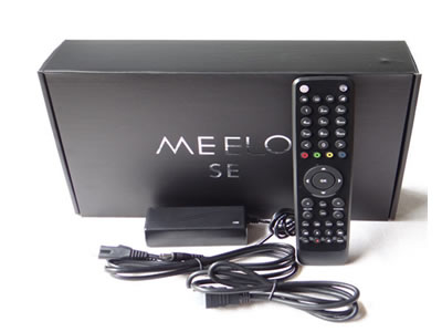 Meelo+ se  Twin tuners  Linux Satellite Receiver