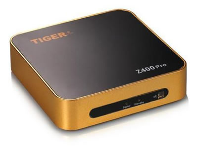 Tiger Mini Z400 pro with 1 Year IPTV free Arabic,English