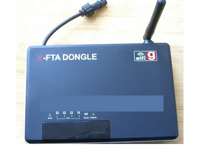 X-FTA Dongle Satellite Dongle for South-America